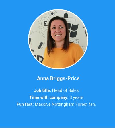 Anna Briggs-Price